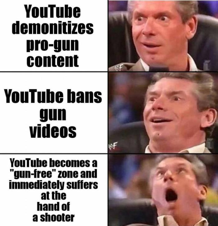 Youtube Gun Free Zone