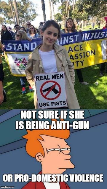 YouTube vs guns