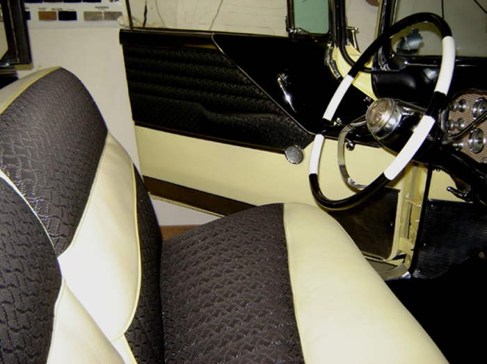 3-15-07 restored interior back in