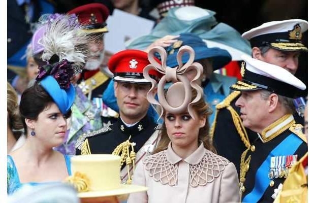 Beatrice's crazy hat