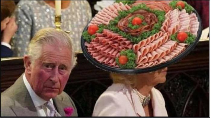 Camilla's hat