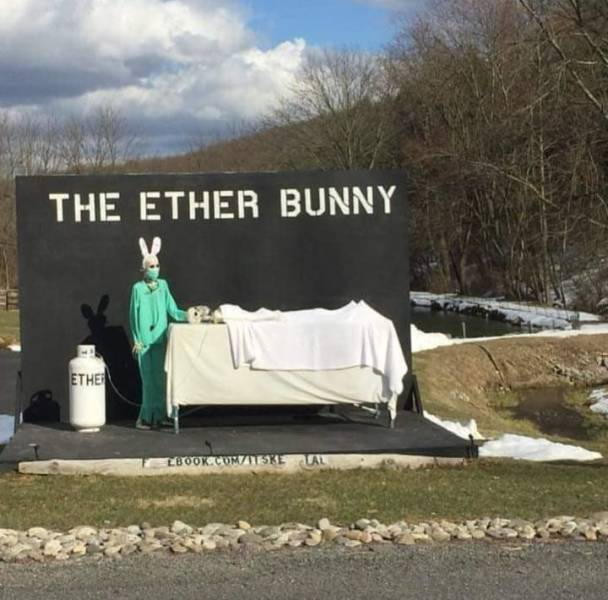 Ether bunny