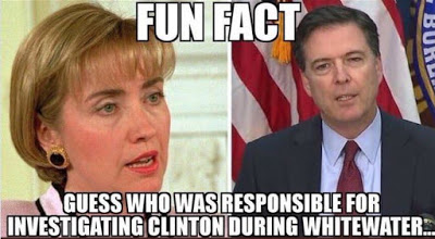 Hitlery-Comey-fun fact
