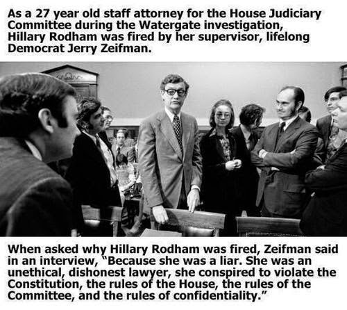 Hitlery - fired