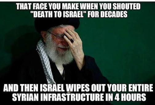 Israel-mullahs