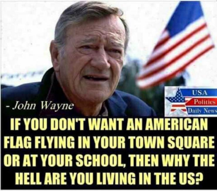 John_Wayne-Flag
