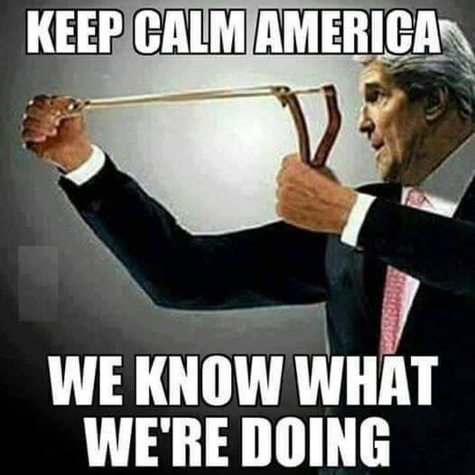 Keep Calm America