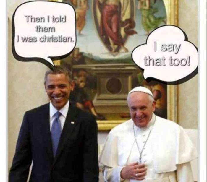 Obama-Francis