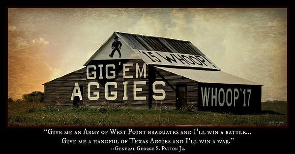 Patton:Aggies