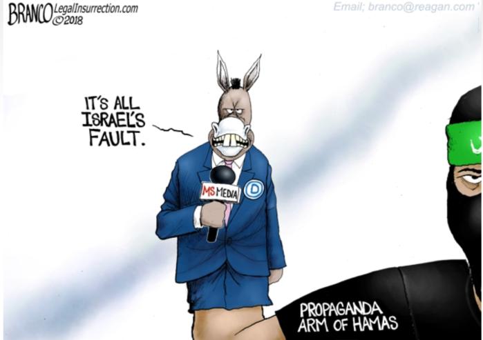 'rats-Israel's fault