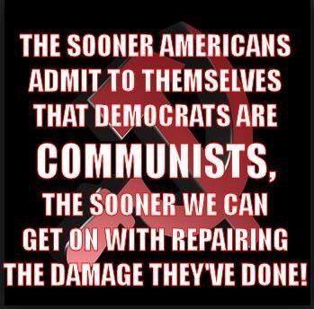 'rats=commies