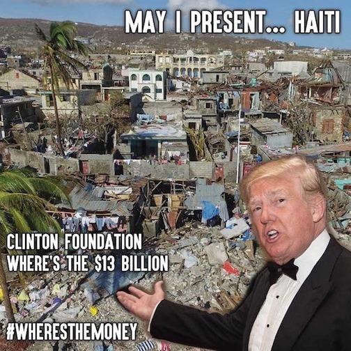 Trump-Haiti