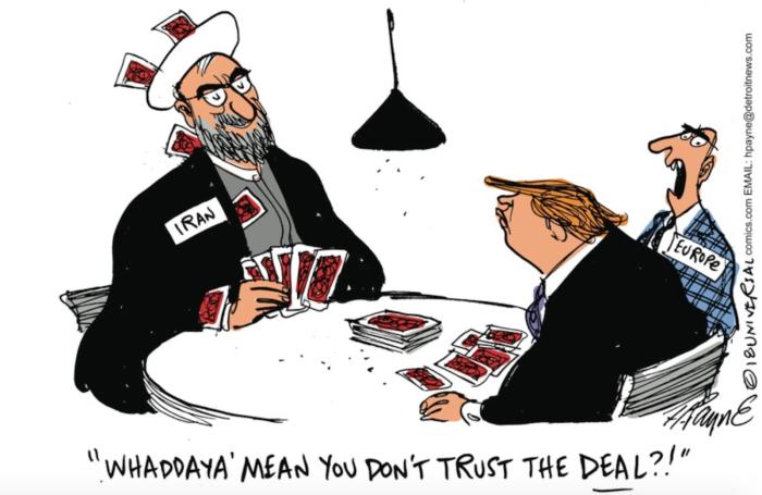 Trump-Iran deal