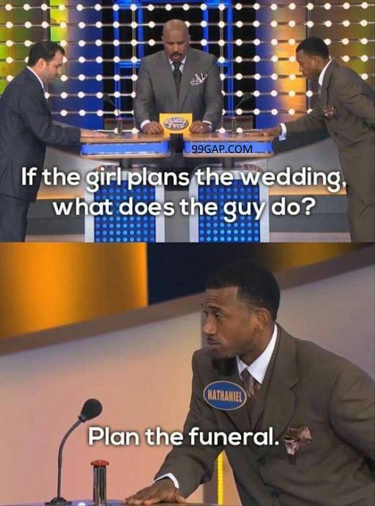 Wedding-funeral