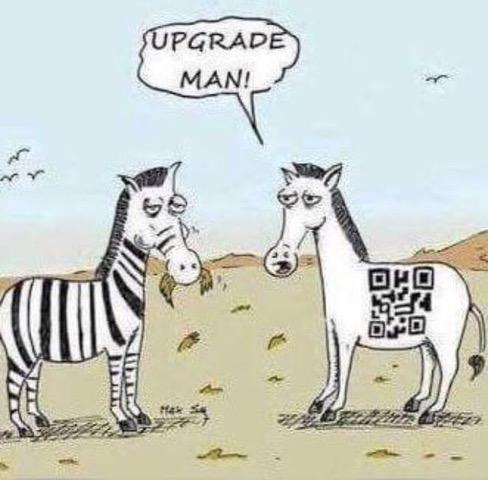 Zebra upgrade