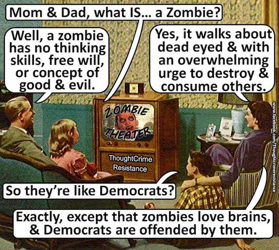 Zombies-Democrats