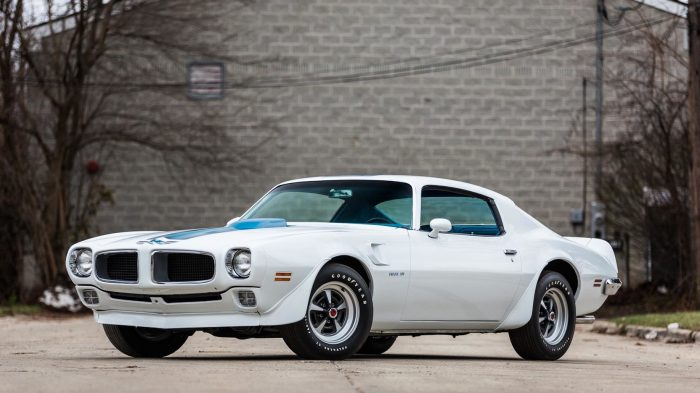 1970 1:2 Firebird Trans-Am