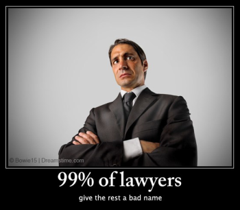 99% of Lawyers
