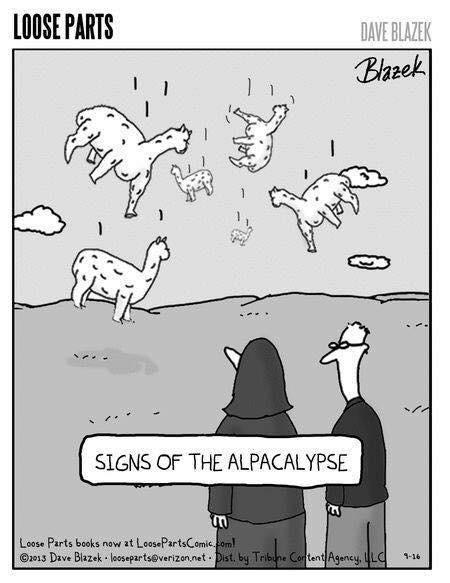 Alpacaypse