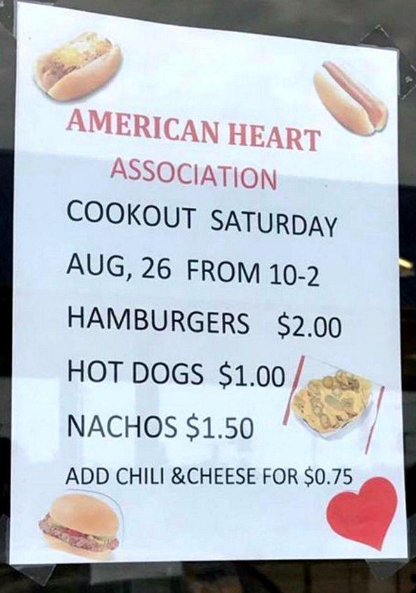 American-Heart-Association-Cookout