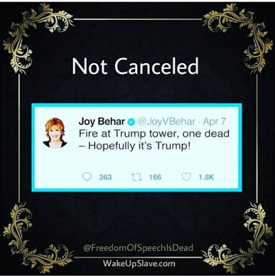Behar-not cancelled