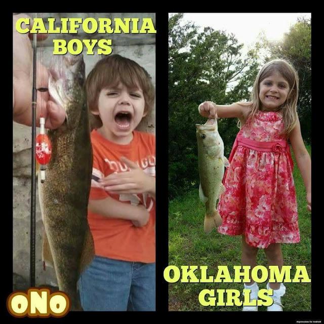 Cal Boys-Okie girls
