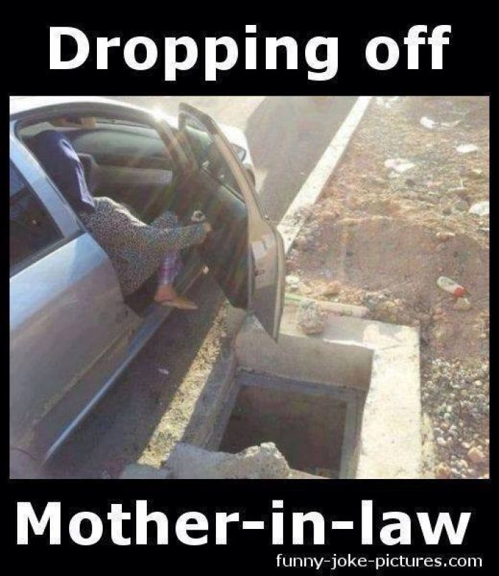 Dropping-off-the-mother-in-law