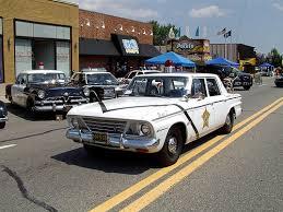 ferndale Police car show