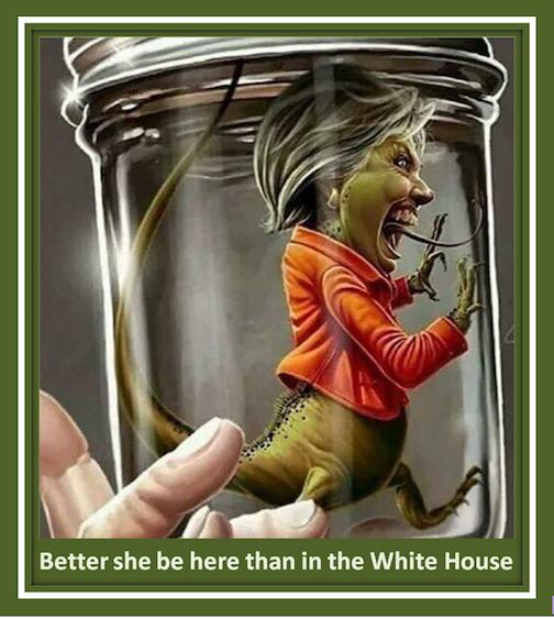 Hiltery In a Jar
