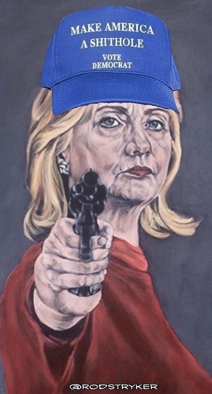 Hitlery-Make America-S.hole