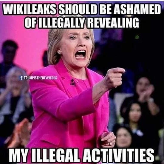 Hitlery-Wikileaks