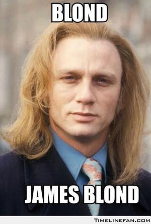 James Blond