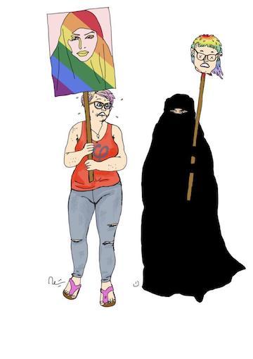 Leftist - Islamist