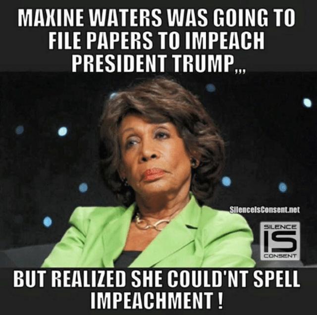 maxine-impeach-trump