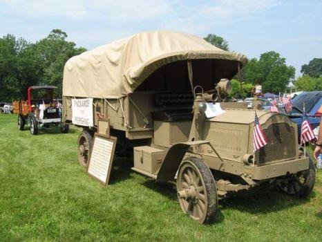 Packard Truck Dave's trucks