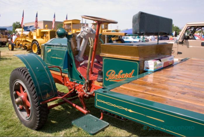Packard truck-Michael Snow
