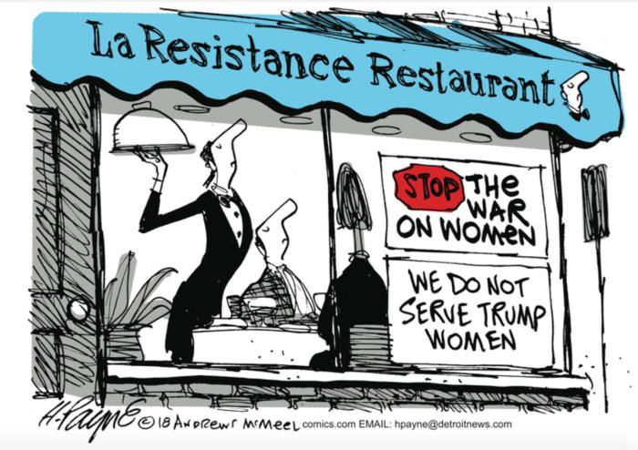 Resistance Restaurant