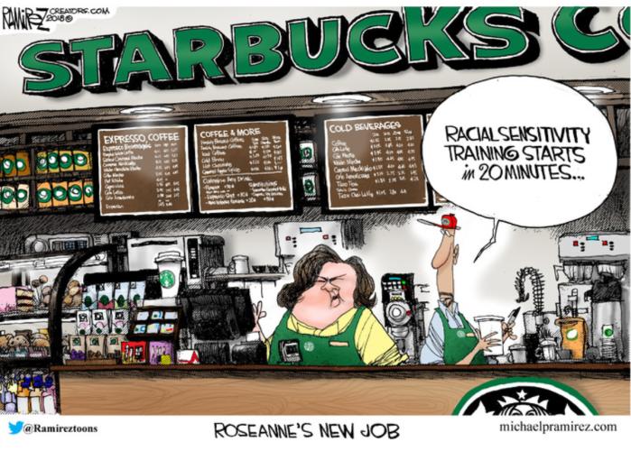 Roseanne-Starbucks