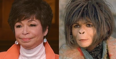 Separated at birth-Valerie Jarrett