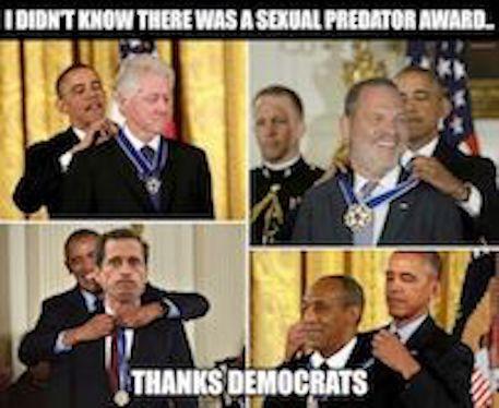 sexual predator award