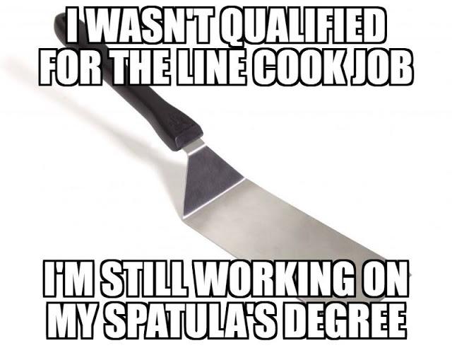 Spatula degree