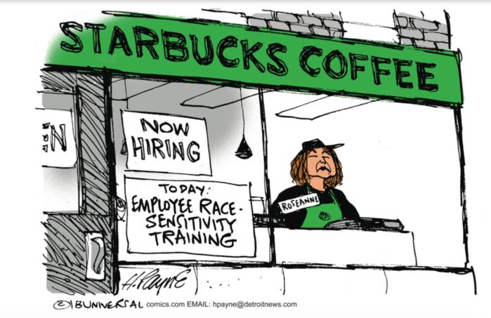 Starbucks-Roseanne
