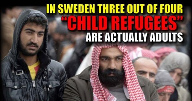 SWEDEN-CHLD-REFUGEES