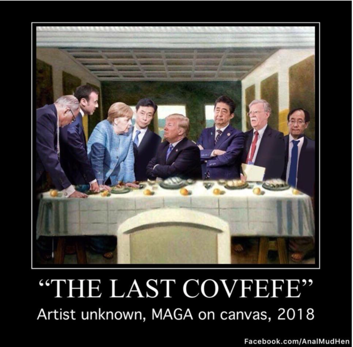 The Last Covfefe