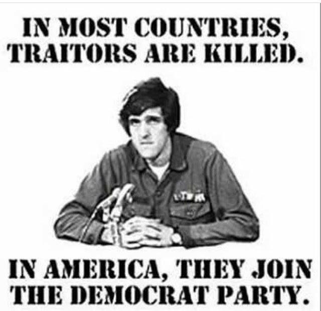 Traitors-Democrats