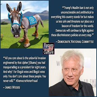 Travel Ban - James Woods