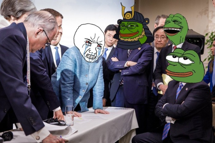 Trump-G7-frogs