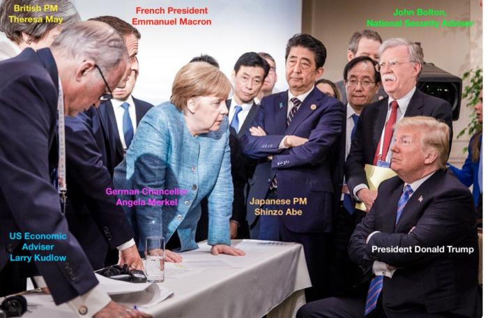 Trump-G7-Leftoids