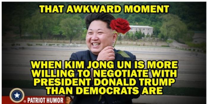 Trump-Kim-'rats