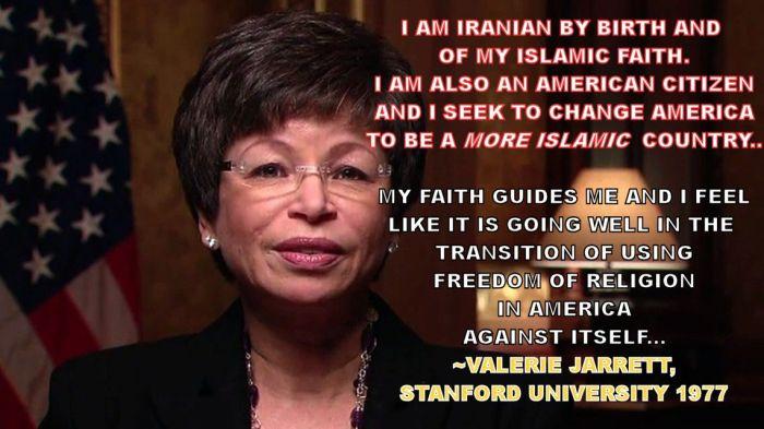 valeriejarrett-IRANIAN